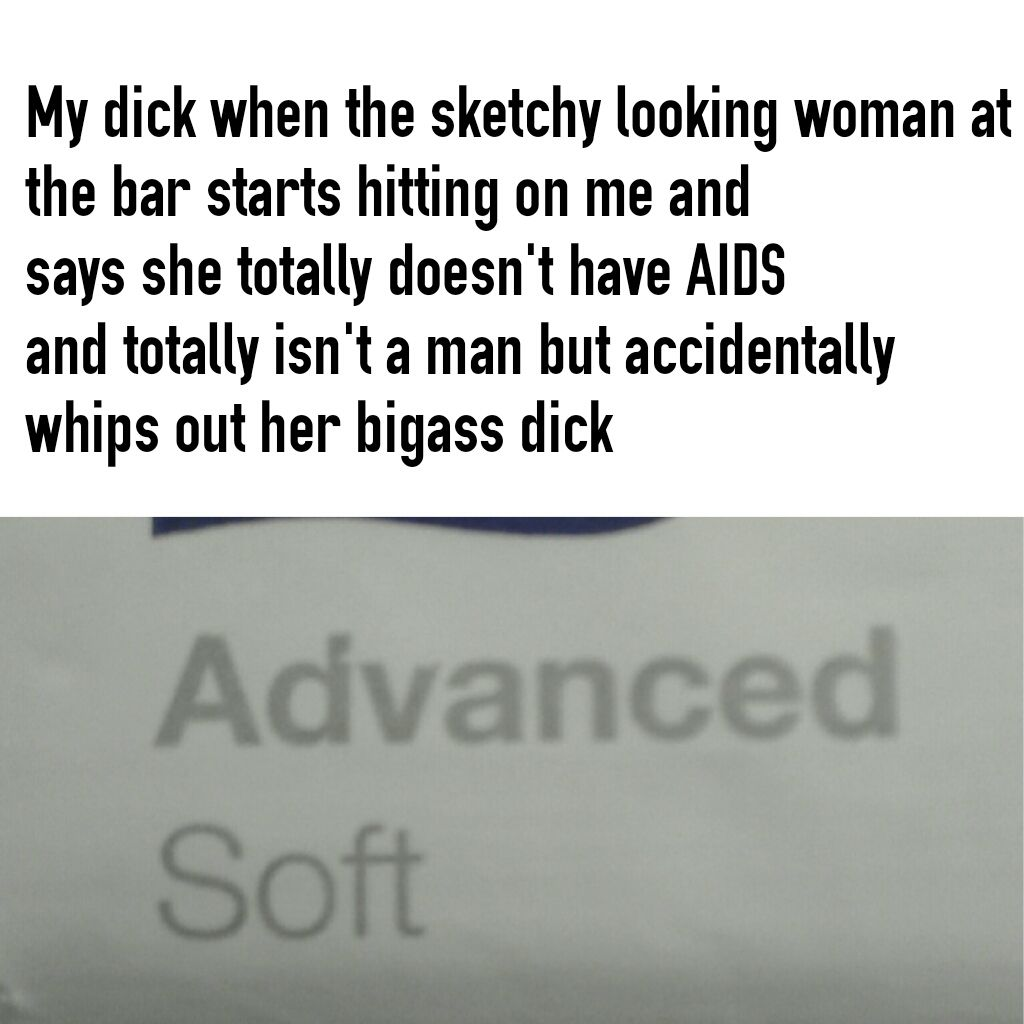 Yeah, that's a pass, maybe, most likely... It is a furry? ADVANCED ERECT