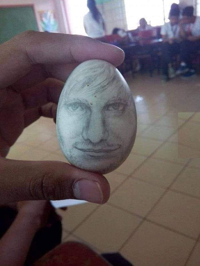 Egg Sheeran