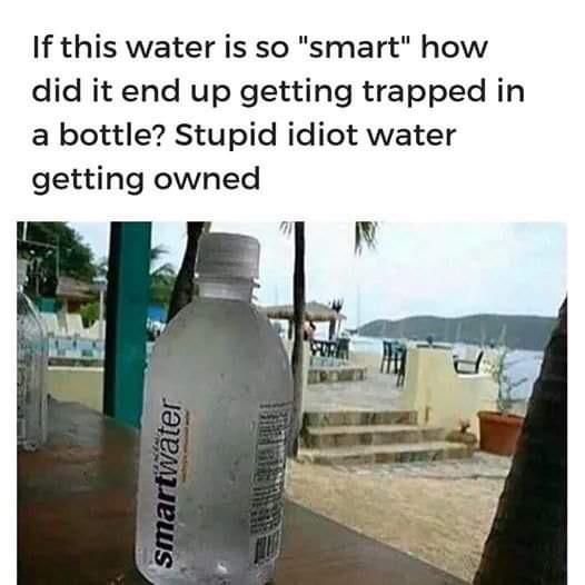 smart you say