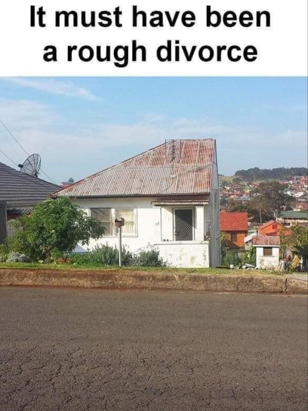 Rough Divorce