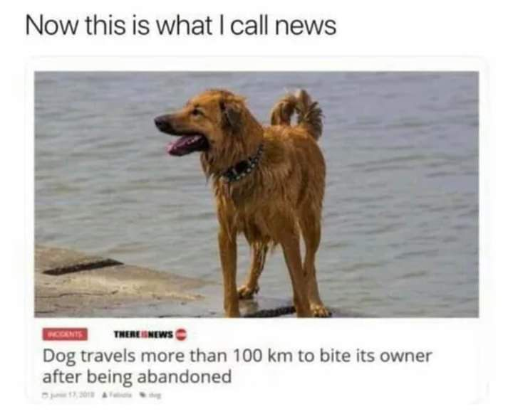 Now this is good news!