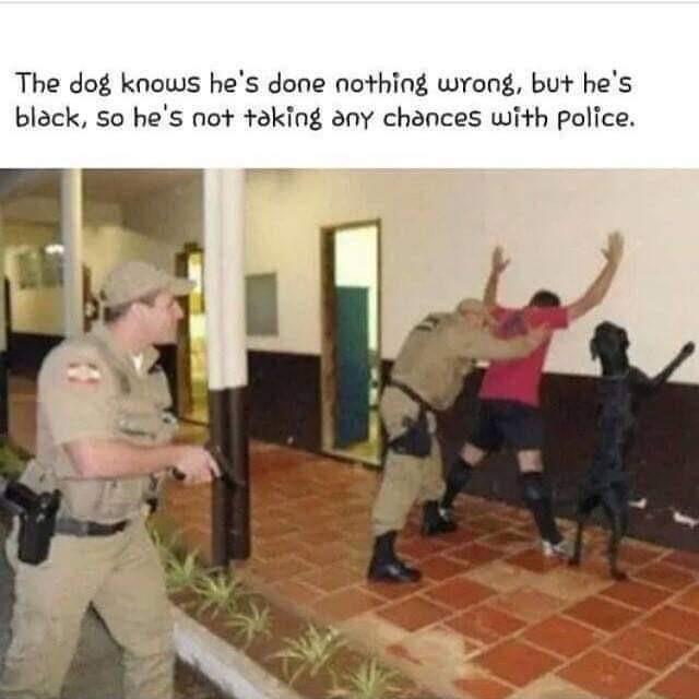 Prejudice knows no boundaries