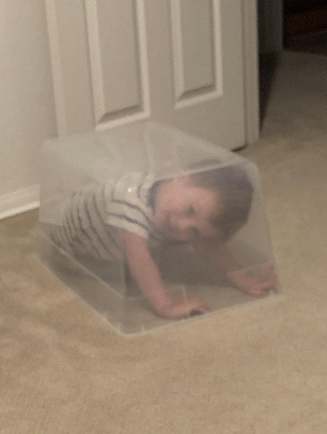 We're playing hide and seek