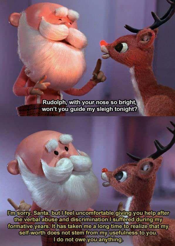 Dear Santa. *** you.