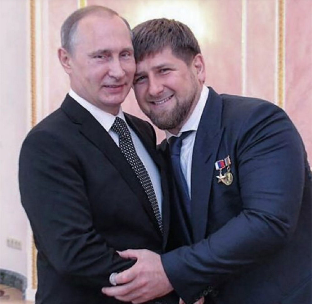 First gay couple to marry after Gay marriage was legalized in Russia.
