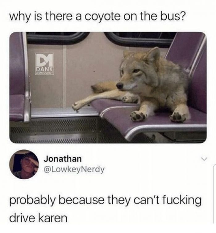 Mind your own damn business Karen.