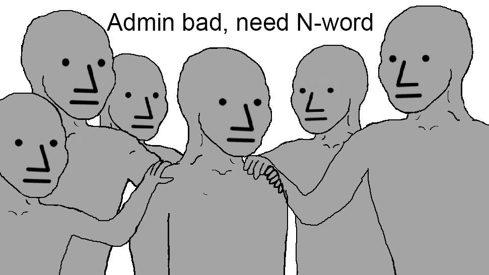 You made me use a meme I think is shit, good job.