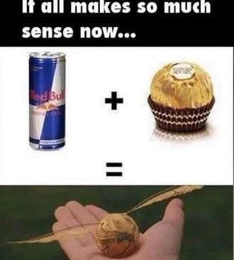 Red Bull didn't lie to us after all