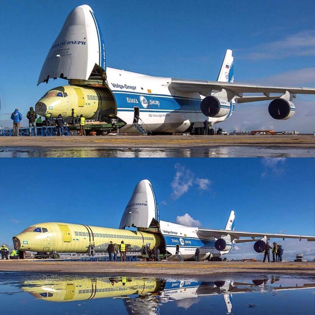 So this is how planes are Born