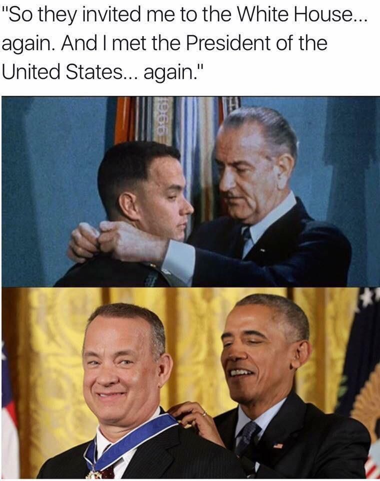Then v. Now: Tom Hanks Edition