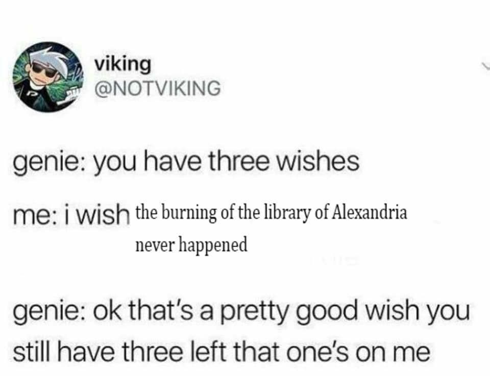 I wish for a fourth-