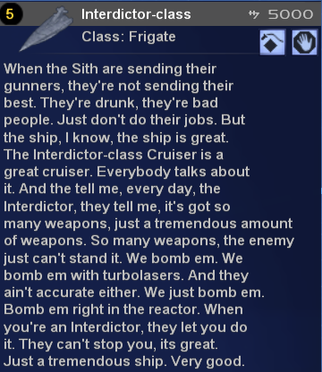 A beautiful easteregg that I just found. Worth the read.