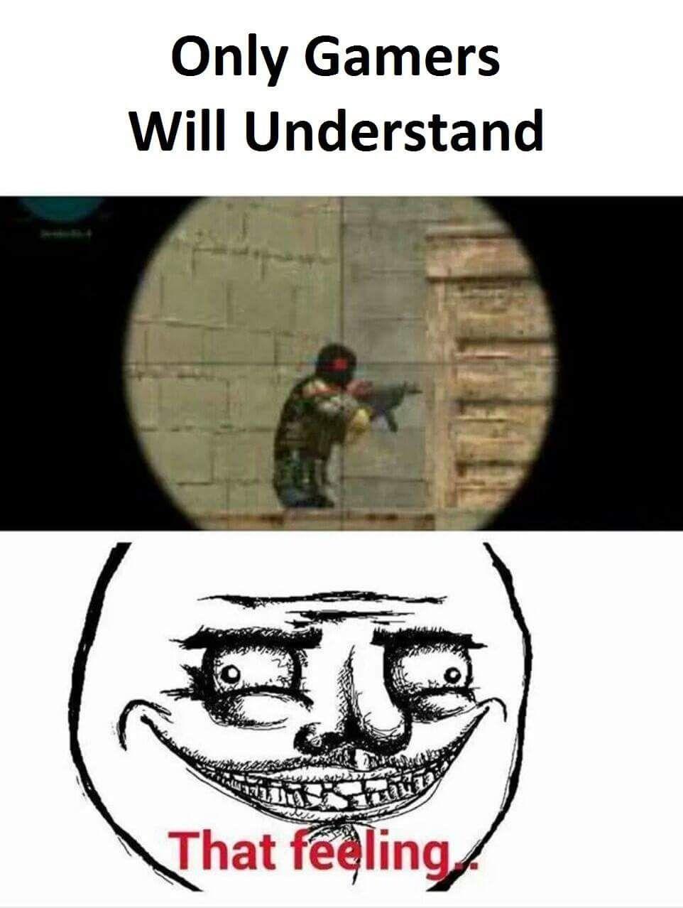 Epic gamer moment