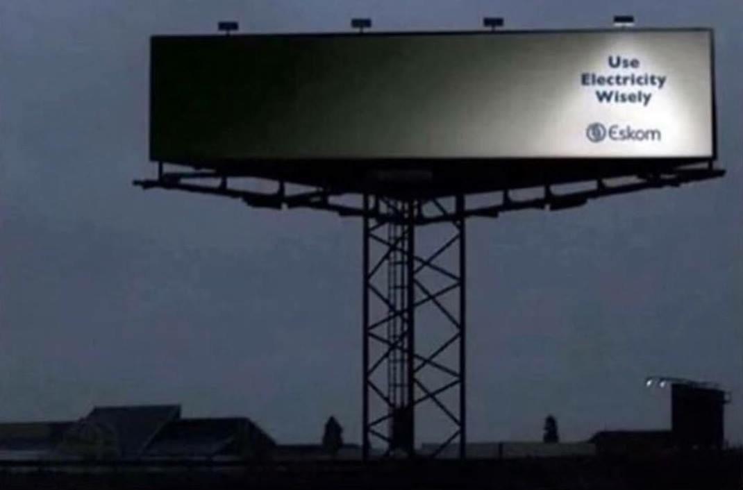 Use billboard wisely