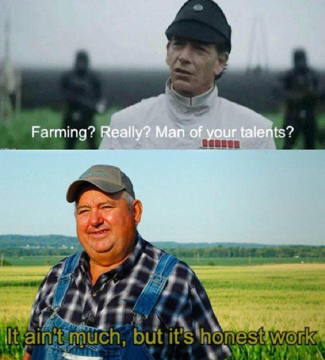 Farming?