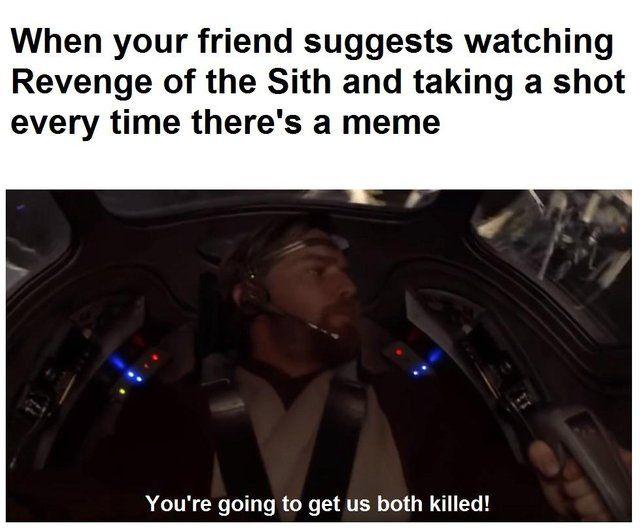 You will kill us !