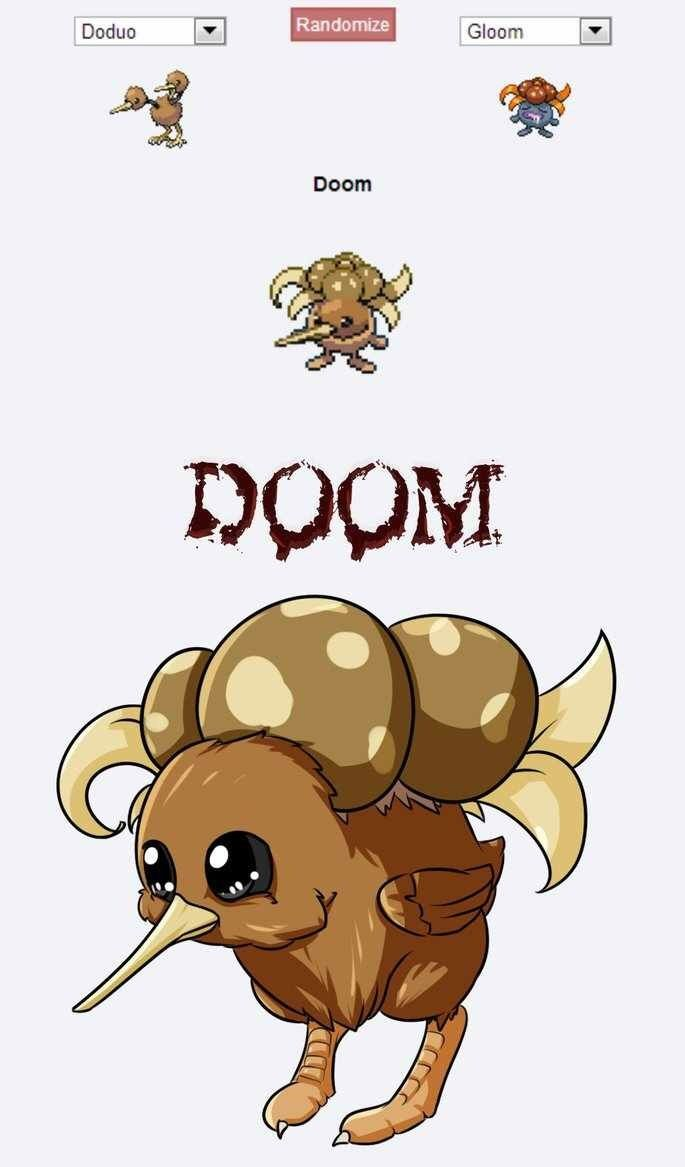 The leaked boss of DOOM Eternal