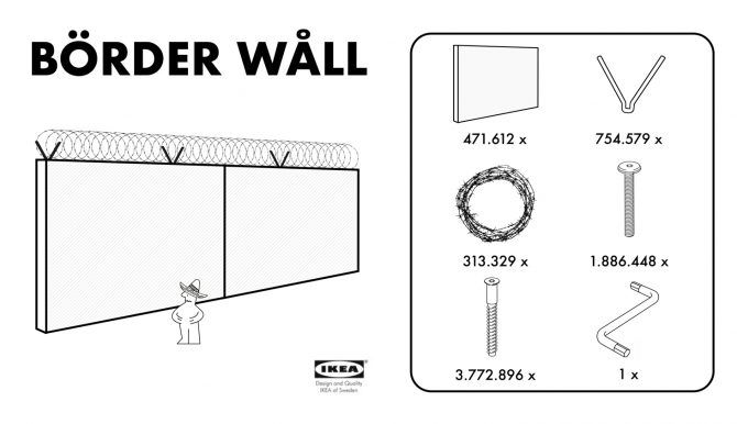 IKEA offers a quick and easy solution