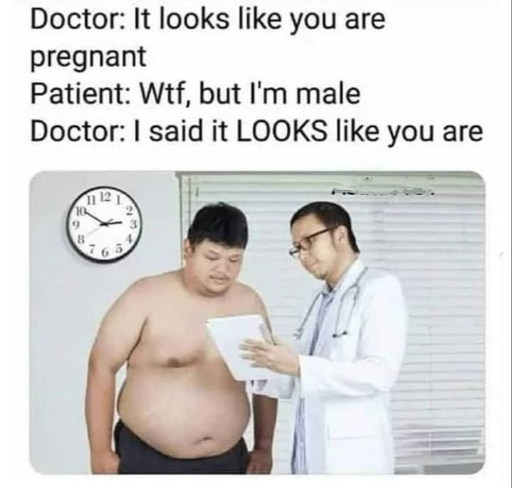 If my friend was a Doctor...