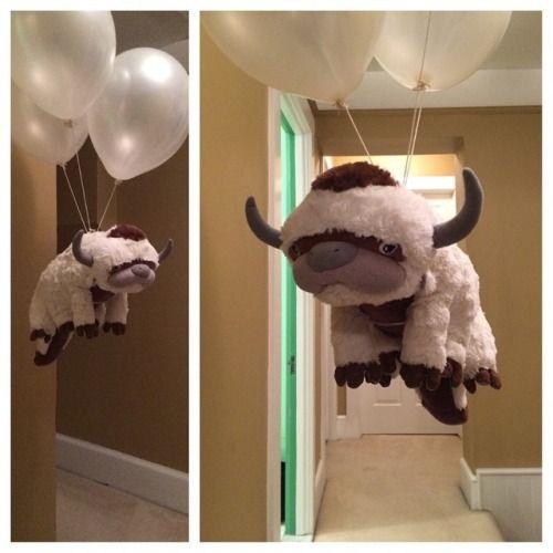 Sky bison is best bison.