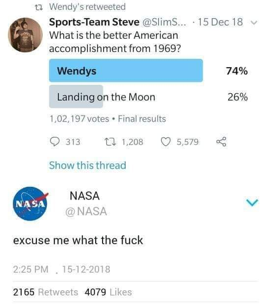 How to trigger NASA