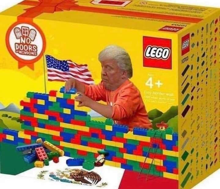 New LEGO set