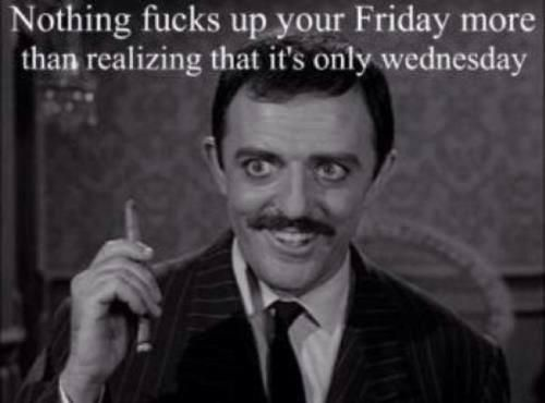 Is it.. friday?