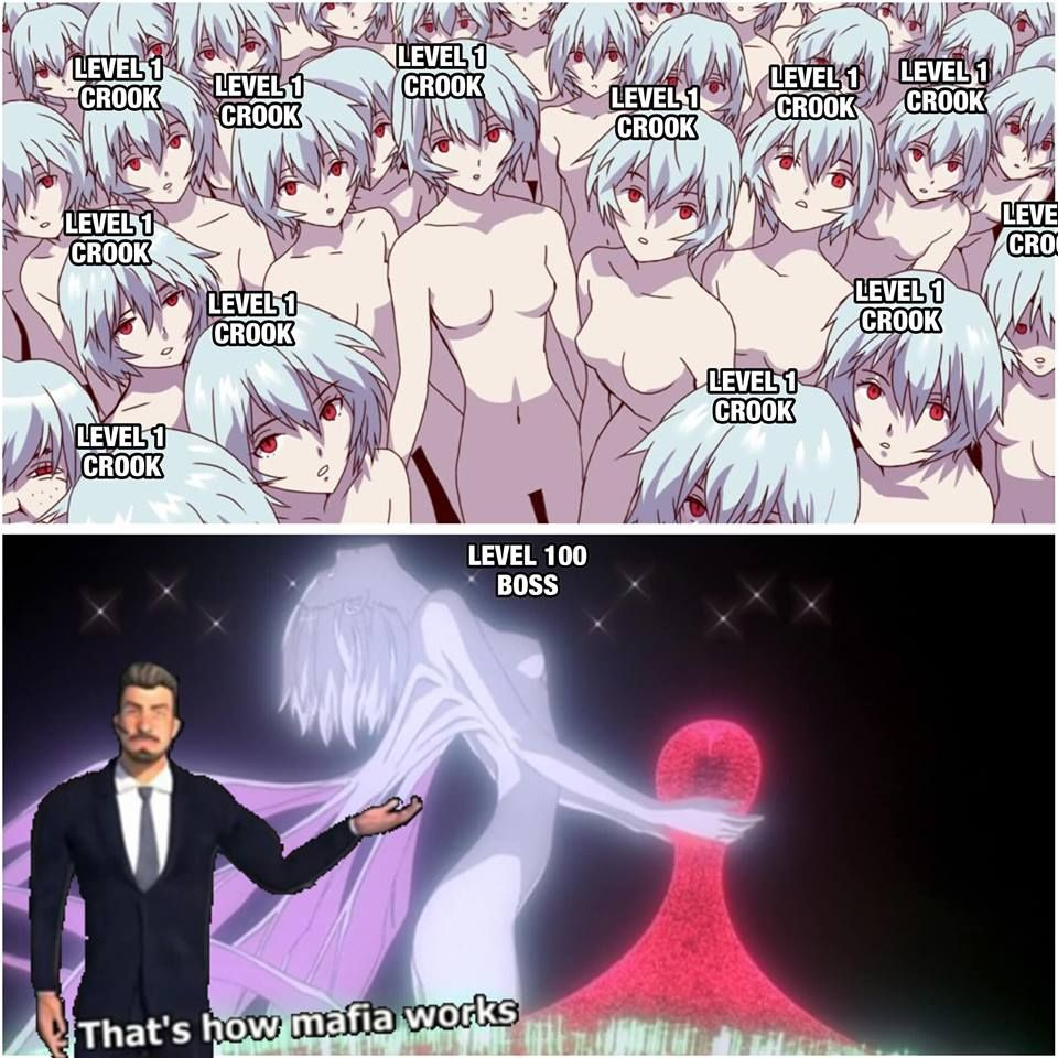 That's how instrumentality works