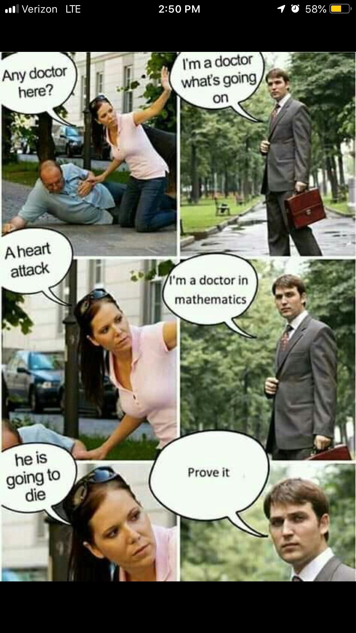 """Math """"Doctors"""""""