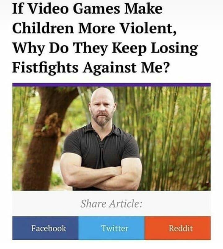Smh, weak ass kids