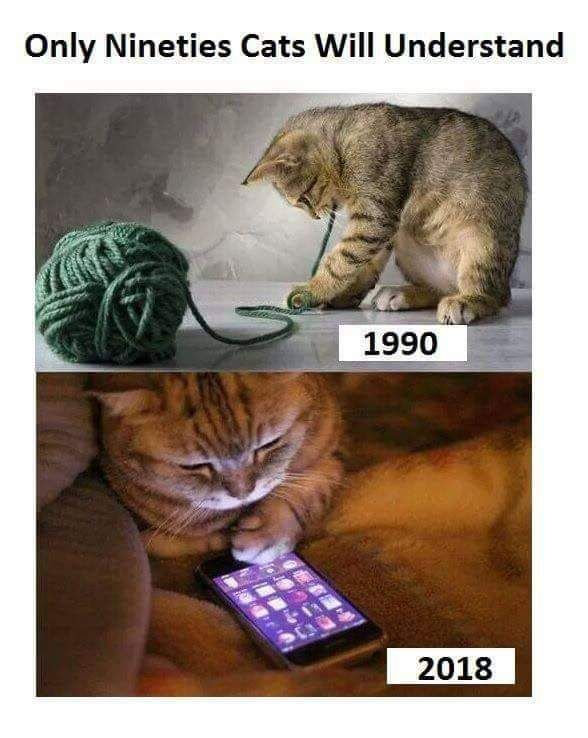 Past v/s future