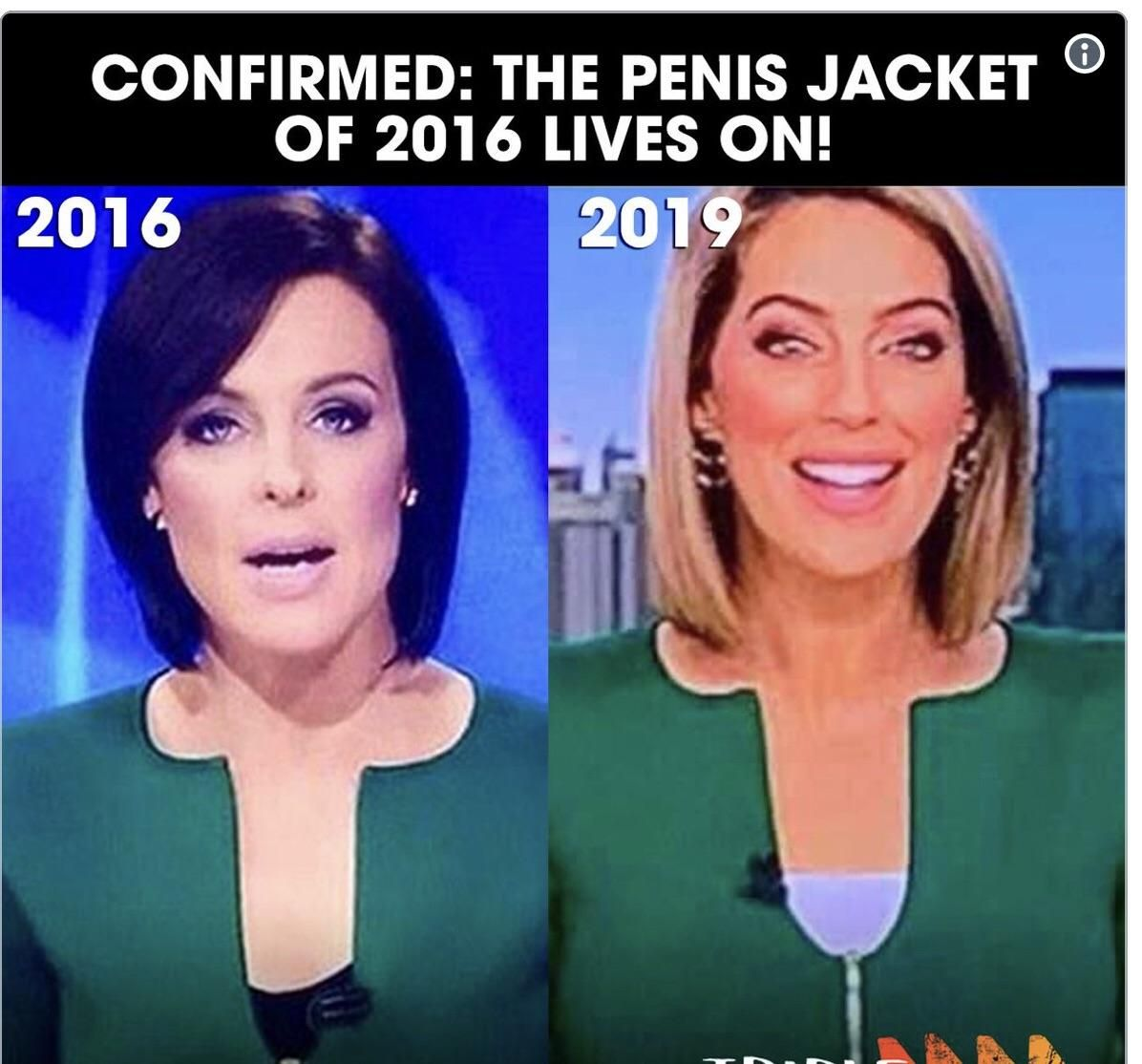 New fashion craze.... Penis jackets!