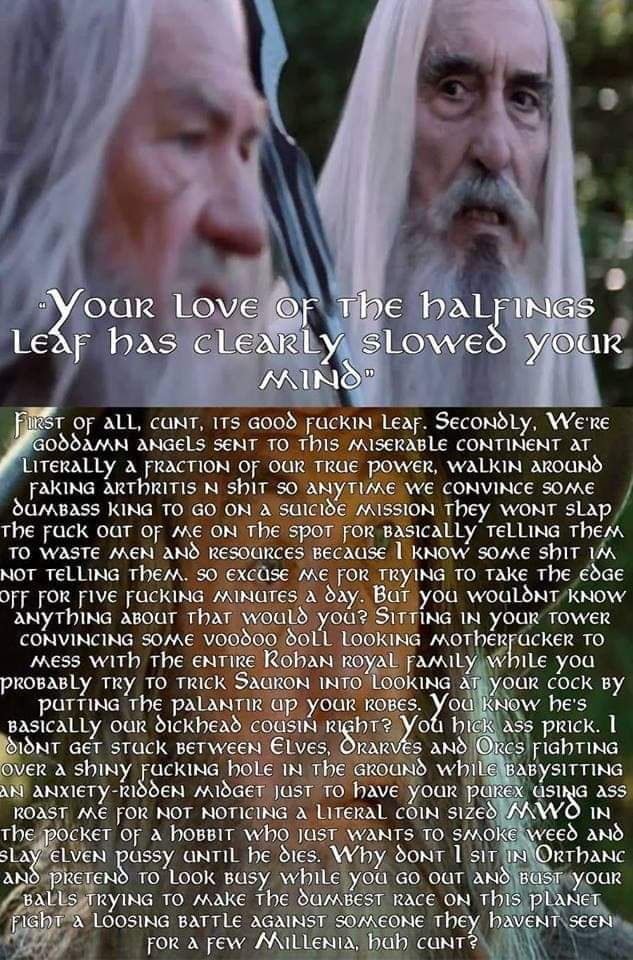 If you don't love LOTR don't bother reading