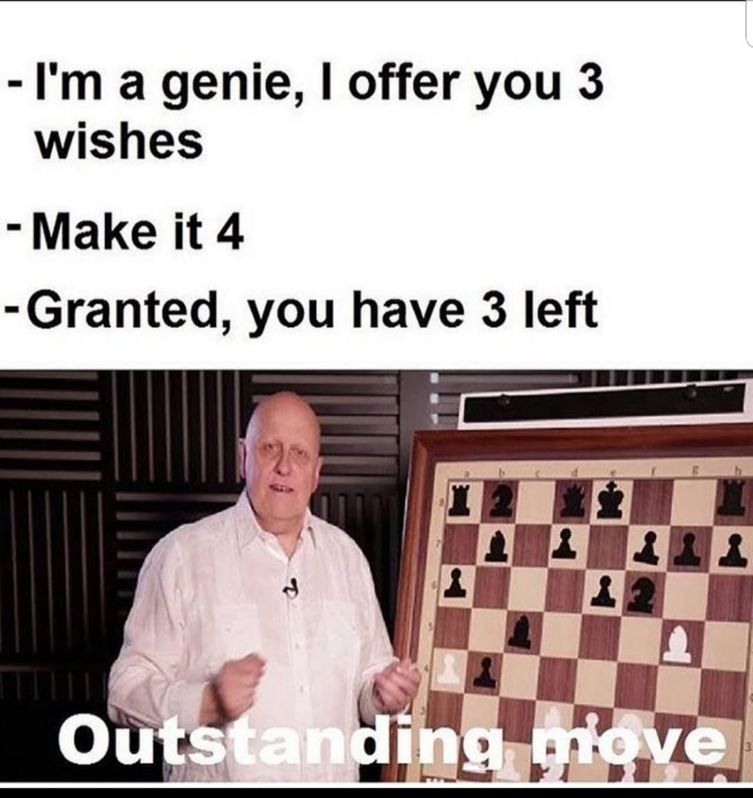 Outstanding move. . .