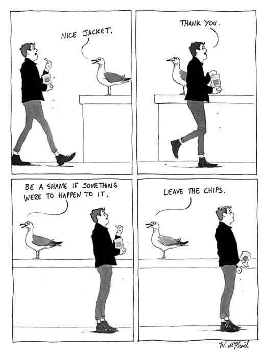 Bird Boss.
