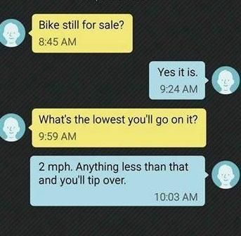 Bike for sale.