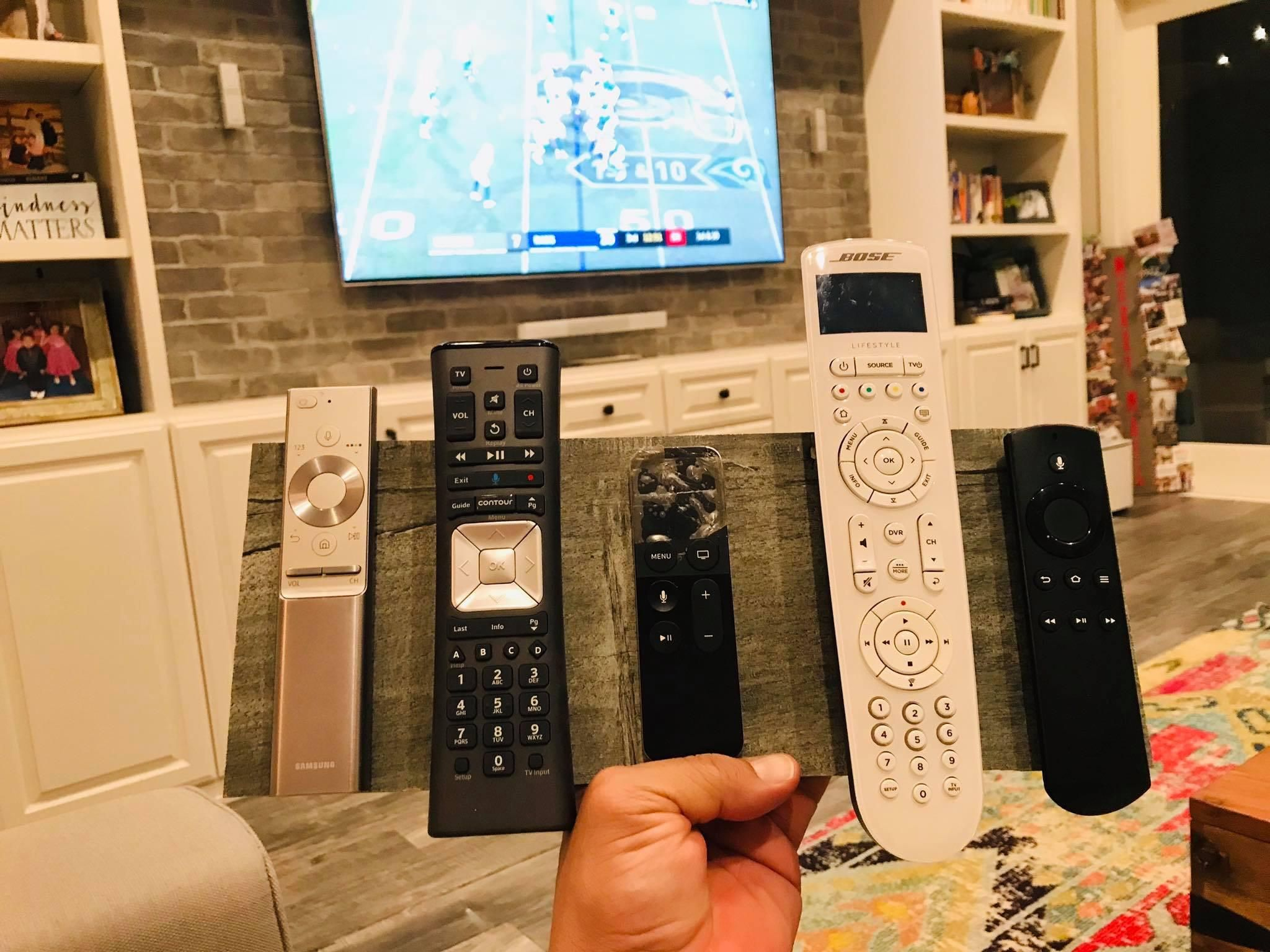 Tired of the kids losing one remote