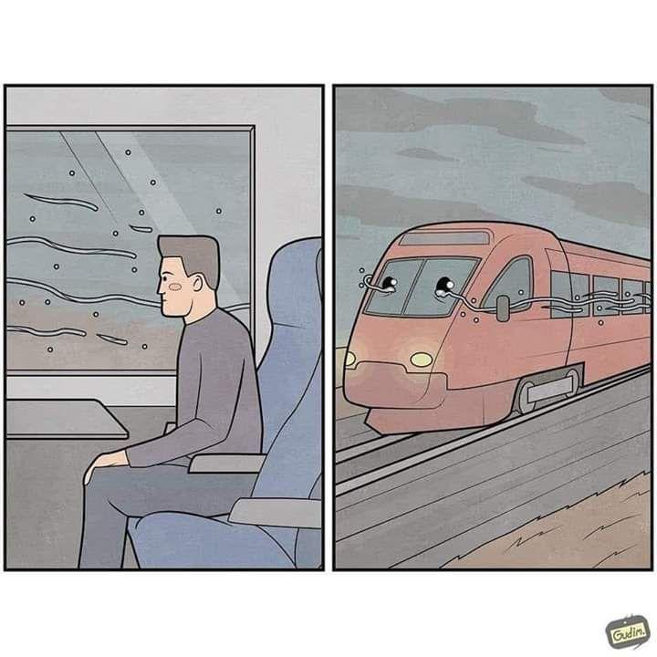 Train drops