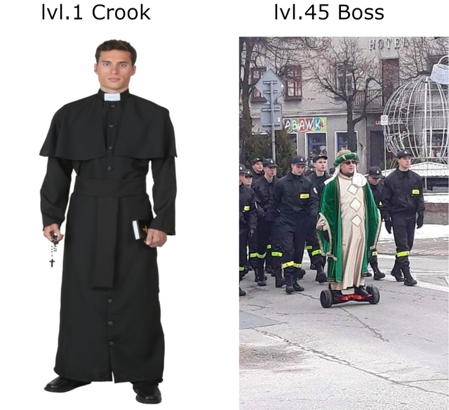 That's how Church works
