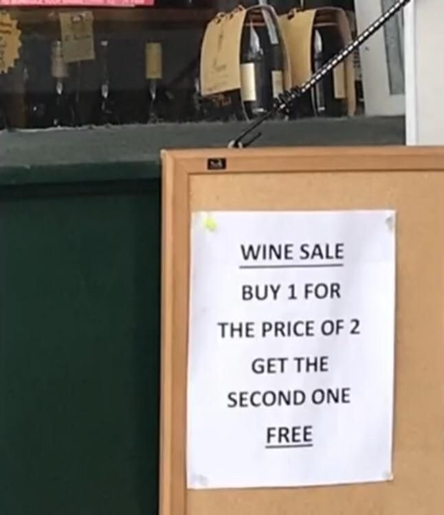 Wine sale! Great deals ending soon!