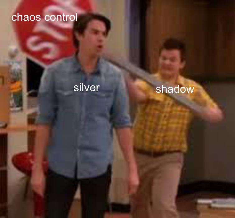 i'm gonna start posting sonic 06 references as memes