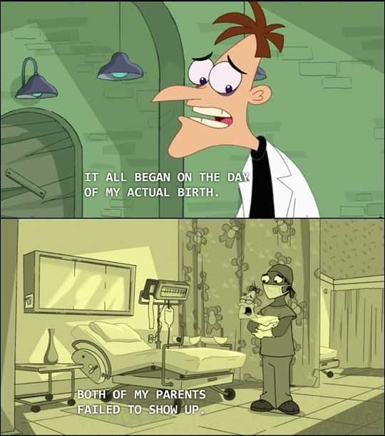 Phineas and Ferb was so hilarious