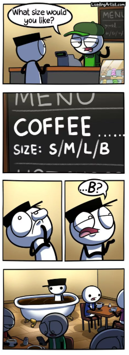 Coffee lover...