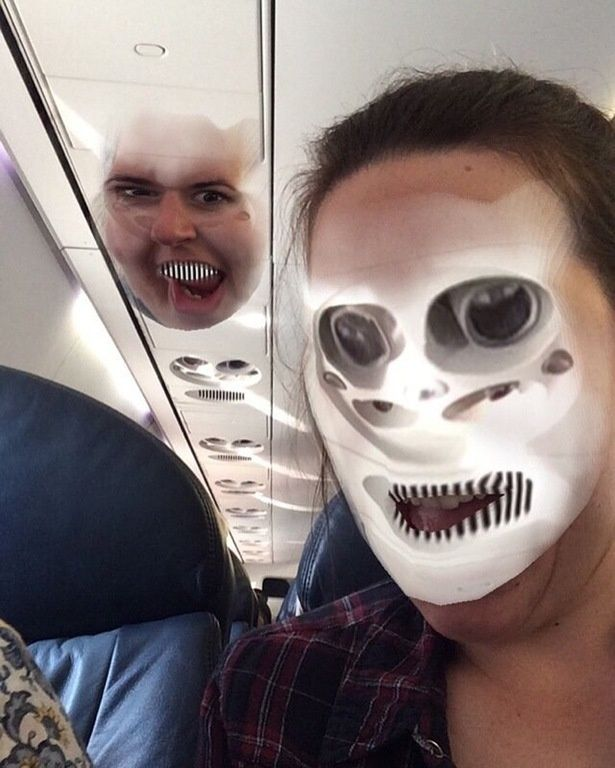 Well that's terrifying