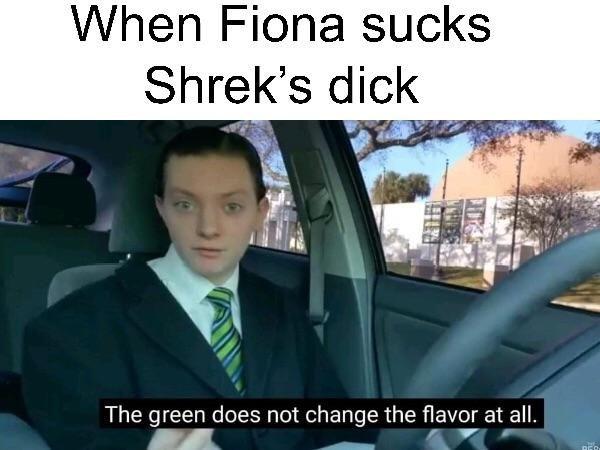 Tastes like swamp