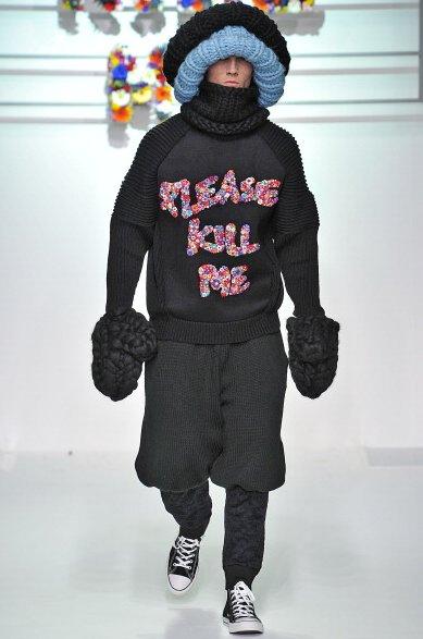 The future of mens fashion?