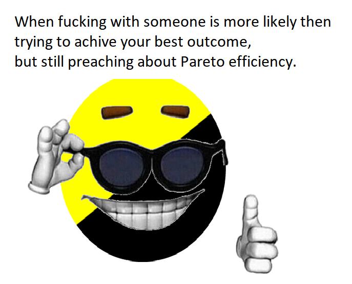 Liberal Paradox