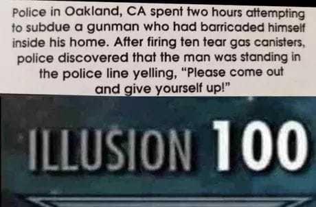 Illusion: 100