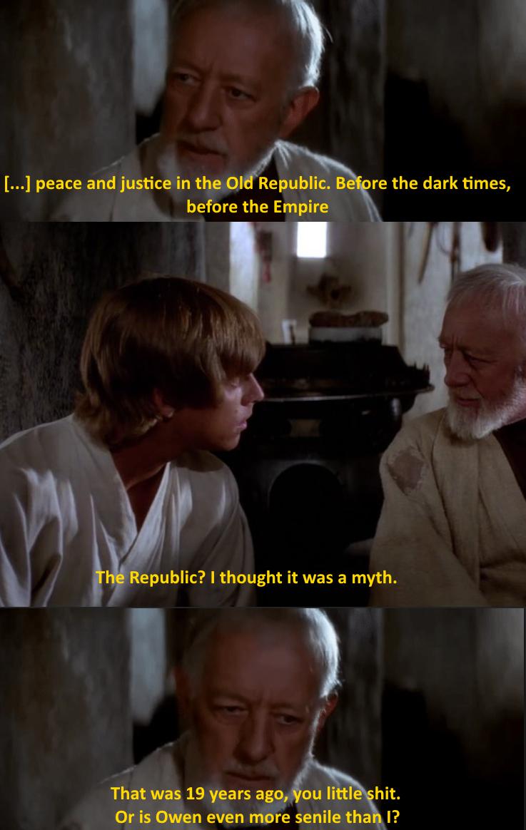 Sequel logic in the originals