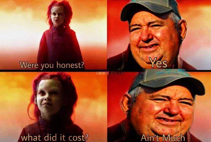 An honest crossover